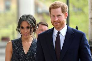 meghan markle's page on royal website has changed after it was criticised for 'hiding' her acting career
