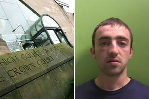 This week in court: A burglar caught by DNA, a dangerous driver and a mum who punched a policeman