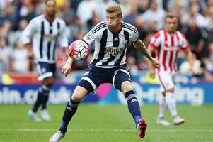 stoke city fans threaten revolt over potential signing of west brom winger