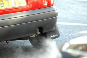 university of surrey backs charity's call to restrict cars outside schools to tackle air pollution