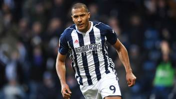 Atletico Madrid Line Up Move for West Brom Striker as Unlikely Antoine Griezmann Replacement