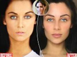 how women are opting for 'natural' meghan-inspired lips