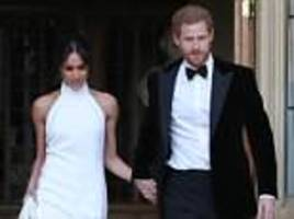 meghan markle left royal wedding guests in tears with poem at reception
