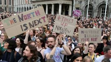 Abortion referendum should be held in NI - Tory MP