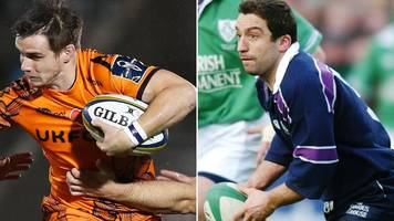 bryan redpath would 'love' son cameron to choose scotland over england