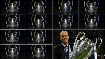 Champions League final: Is anyone close to matching Real Madrid?