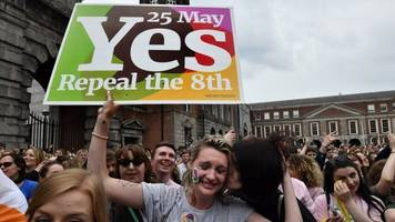 After Ireland's Abortion Vote, UK Politicians Eye Northern Ireland Law
