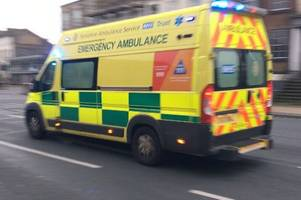letting an ambulance pass could land you with a £1,000 fine - here's what to look out for