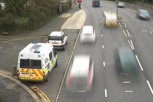 mobile speed cameras will be patrolling in leicestershire and beyond this week - here's where