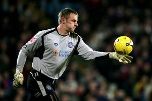 former leicester city goalkeeper rab douglas on battling back from bankruptcy and depression