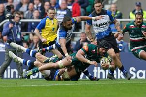leicester tigers top three players of the 2017/18 season