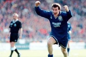 steve claridge claims he never shinned his leicester city play-off winner at wembley