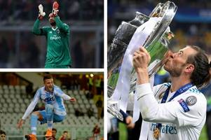 Manchester United to move for unhappy Gareth Bale and close in on £80m Lazio star, Liverpool make goalkeeper Gianluigi Donnarumma main target, Manchester City to snap up Spanish wonderkid