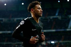 manchester city given huge neymar boost after he makes stunning pep guardiola admission