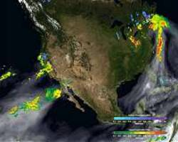 Climate Change May Lead to Bigger Atmospheric Rivers