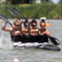 kayaking: another gold for k4 500m crew