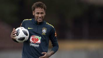real madrid target neymar alerts man city with claim he would 'love' to work with pep guardiola