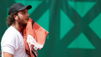 french open: marco trungelliti's epic journey from barcelona pays off