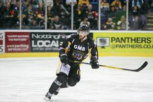 brett perlini signs extended contract with nottingham panthers