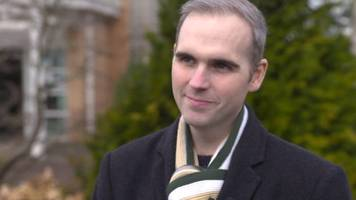 'i'm so grateful i survived', says plaid am steffan lewis