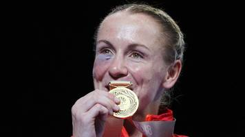 lisa whiteside withdraws from women's european boxing championships