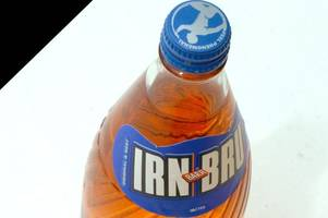 irn-bru manufacturer recalls glass bottles which causes caps to 'pop off unexpectedly'