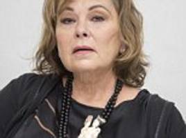 roseanne again defends racist tweets and suggests michelle obama was behind her firing
