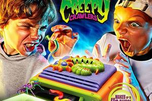 paramount players to develop 'creepy crawlers' feature film