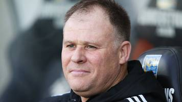 neil mcdonald: swindon town appoint new number two to manager phil brown