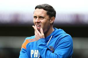 plymouth argyle's league one rivals shrewsbury town lose manager paul hurst to ipswich town