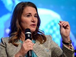 melinda gates has sharp words for the vc industry: enough with your love for 'the white guy in a hoodie'