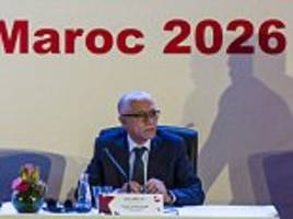 fifa task force approves bids from morocco and united states-led group to host 2026 world cup
