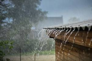 parts of somerset set for rain throughout friday following amber weather warning