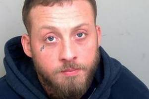 man jailed after he fractured a woman's skull in waltham abbey by driving off with her on the bonnet