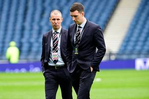 lee wallace and kenny miller set to demand probe into rangers bust-up that they insist never took place