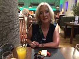knifeman kills owner of beauty salon, 73, found stabbed to death in her living room