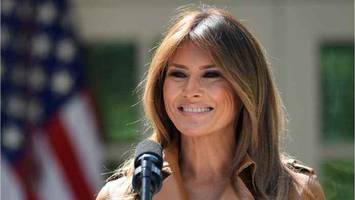 Where Has Melania Trump Been? The First Lady Breaks Her Silence