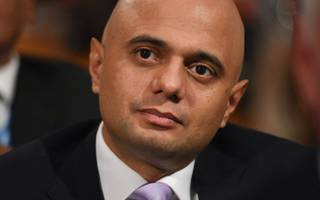 sajid javid sets up battle with treasury in call for new policing money