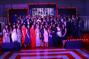 eo gurgaon welcomed its new board at the president's gala