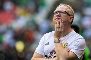 bullish alex mcleish explains why americas tour has been so important to scotland