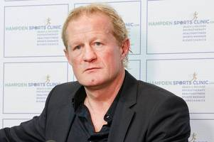former rangers star colin hendry says he went bust after taking advice from firm at centre of fraud probe