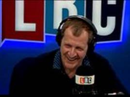 alistair campbell's daughter calls in lbc radio show during sexism debate still calls women birds