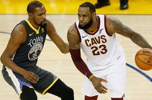 colin cowherd questions if kevin durant's path to success has made lebron james jealous