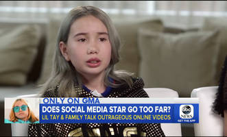 lil tay has disappeared from instagram and youtube