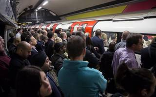 good news: this week's district line tube strike has been called off