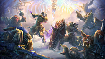 heroes of the storm celebrates all things warcraft with echoes of alterac