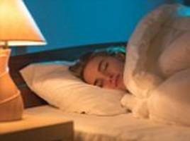 sleeping in a light room may cause type 2 diabetes by preventing the production of insulin