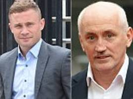 carl frampton granted northern ireland hearing by judge in case against ex-manager barry mcguigan