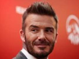 david beckham backs 'very exciting' us-led bid for 2026 world cup as moscow vote edges closer