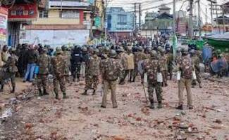 meghalaya: curfew lifted in some parts of the city